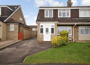 Thumbnail 3 bed semi-detached house for sale in Thorne Road, Eldene, Wiltshire