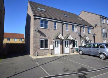 Thumbnail 3 bed end terrace house for sale in Hornbeam Close, Selby