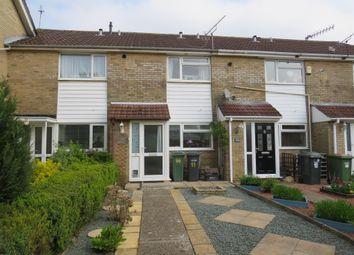 Thumbnail 2 bedroom terraced house for sale in Winston Close, Boyatt Wood, Eastleigh