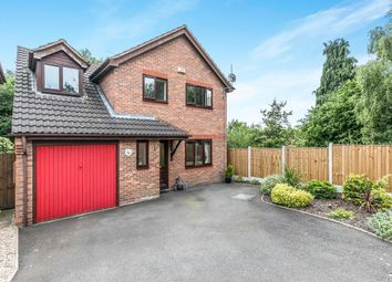4 bed detached house for sale in Fernwoods, Bartley Green, Birmingham B32