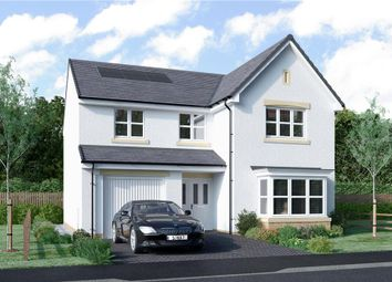 "Thumbnail 4 bed detached house for sale in ""Mackie Detached"" at Ayr Road, Newton Mearns, Glasgow"