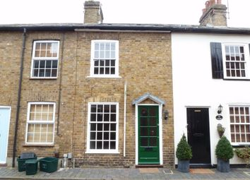 Thumbnail 2 bedroom cottage to rent in Blacksmiths Lane, St Albans, Hertfordshire