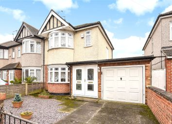 Thumbnail 2 bedroom end terrace house for sale in Tiptree Road, South Ruislip, Middlesex