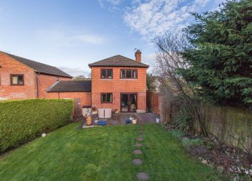 Thumbnail 4 bed detached house for sale in The Oaks, Yeoford, Crediton