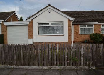 2 bed semi-detached bungalow for sale in Laburnum Crescent, Spinney Hill, Northampton NN3