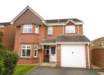 Thumbnail 5 bed detached house for sale in Banquo Approach, Heathcote, Warwick