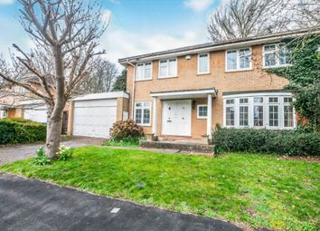 Thumbnail 4 bedroom detached house for sale in Cannock Close, Maidenhead