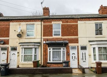 Thumbnail 3 bedroom terraced house for sale in Bright Street, Whitmore Reans, Wolverhampton, West Midlands