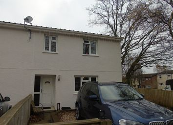 Thumbnail 3 bed end terrace house for sale in Trannon Court, Thornhill, Cwmbran