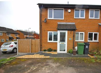 Thumbnail 1 bed end terrace house to rent in Tangmere Drive, Llandaff, Cardiff