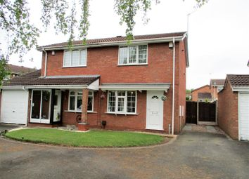 Thumbnail 2 bedroom property for sale in Turnstone Drive, Featherstone, Wolverhampton