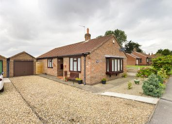 Thumbnail Detached bungalow for sale in West End Falls, Nafferton, Driffield