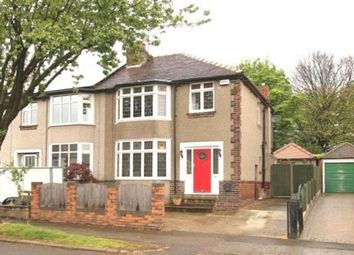 Thumbnail 3 bed semi-detached house to rent in Crawshaw Grove, Sheffield
