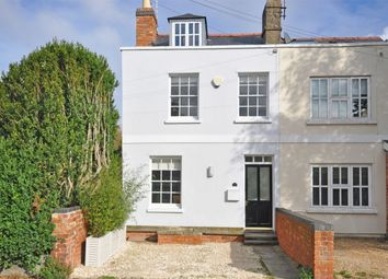 Thumbnail 3 bedroom end terrace house for sale in Leckhampton, Cheltenham, Gloucestershire