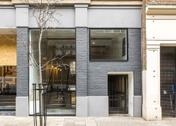 Thumbnail Retail premises to let in Bath Place, London