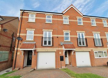 Thumbnail 3 bed end terrace house for sale in Roebuck Ridge, Jump, Barnsley, South Yorkshire