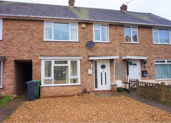 Thumbnail 3 bedroom terraced house for sale in Chatsworth Crescent, Walsall