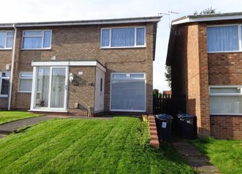 Thumbnail 2 bed maisonette to rent in Selby Close, Yardley, Birmingham