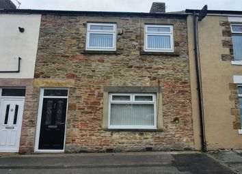 3 bed terraced house for sale in Roseberry Terrace, Consett DH8