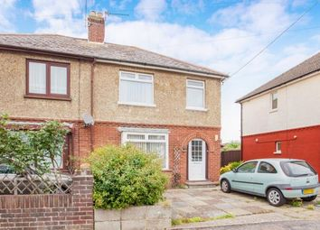 Thumbnail 3 bed semi-detached house for sale in Lovell Road, Rough Common, Canterbury, Kent
