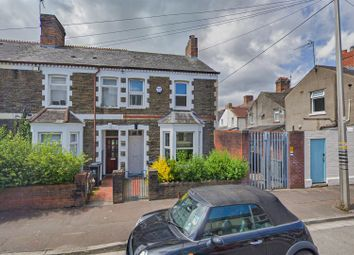 Thumbnail 3 bed end terrace house for sale in Egerton Street, Canton, Cardiff
