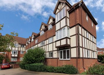 Thumbnail 2 bed flat for sale in Balmoral Court, Priory Field Drive, Edgware