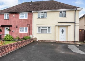 Thumbnail 3 bed semi-detached house for sale in Sycamore Crescent, Coventry, Warwickshire