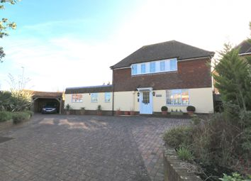 Thumbnail 3 bed detached house for sale in Wannock Road, Polegate, East Sussex