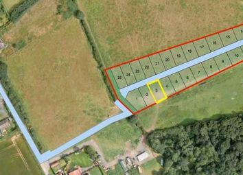 Thumbnail Land for sale in Plot 3, Land At Abridge, Romford, Essex