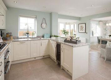 """Thumbnail 5 bedroom detached house for sale in """"Oulton"""" at New Road, Tankersley, Barnsley"""