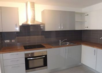 Thumbnail 1 bed flat to rent in Bromham Road, Bedford