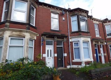 Thumbnail 5 bedroom flat for sale in Simonside Terrace, Heaton, Newcastle Upon Tyne