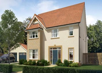 Thumbnail 5 bedroom detached house for sale in Plot 4, Burnell Park, Aberlady Road, Haddington, East Lothian