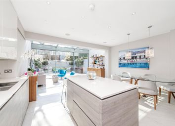 Thumbnail 5 bed terraced house for sale in Fulham Road, London