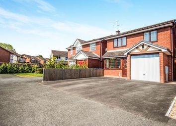 Thumbnail 3 bed detached house for sale in Curlew Close, Stratford-Upon-Avon