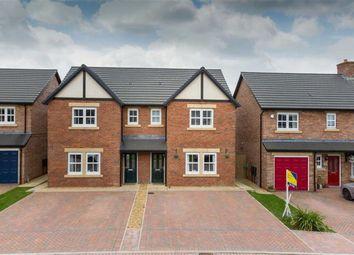 Thumbnail 3 bed semi-detached house for sale in Brookwood Drive, Kirkham, Preston