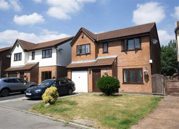 Thumbnail 4 bed detached house for sale in Common Street, Hart Common, Westhoughton