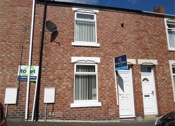 Thumbnail 2 bed terraced house for sale in William Street, Chopwell