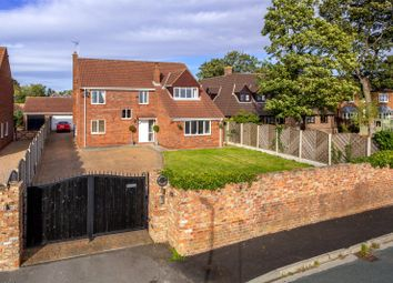 Thumbnail 5 bed detached house for sale in South Duffield Road, Osgodby, Selby