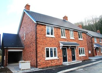 Thumbnail 3 bed semi-detached house to rent in Ruthin Road, Gwernymynydd, Mold