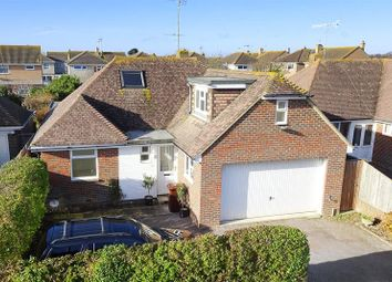 Thumbnail 4 bed detached bungalow for sale in Mariners Walk, Rustington, Littlehampton