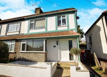 Thumbnail 4 bed end terrace house for sale in Vale Road, Portslade, Brighton