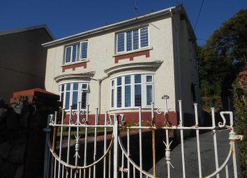 Thumbnail 3 bedroom detached house for sale in Millborough, Ystalyfera, Swansea.