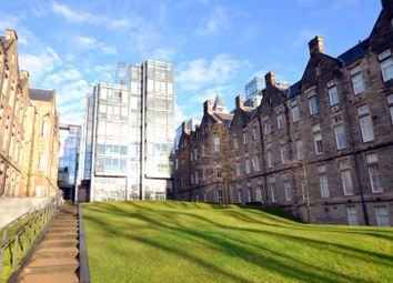 Thumbnail 3 bed flat to rent in Simpson Loan, Central, Edinburgh