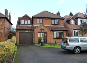 Thumbnail 4 bed detached house for sale in Moorgreen, Newthorpe