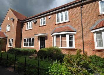 Thumbnail 3 bed terraced house to rent in Albanwood, Watford