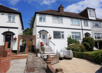 Thumbnail 3 bed end terrace house for sale in Campbell Road, Caterham