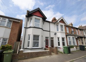 Thumbnail 3 bed semi-detached house for sale in North Road, Bexhill, East Sussex