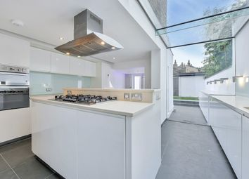 Thumbnail 4 bedroom terraced house to rent in Elliotts Row, London