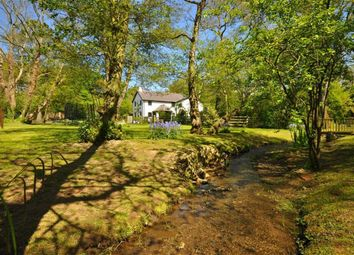 Thumbnail 4 bed cottage for sale in Mold Road, Bodfari, Denbigh